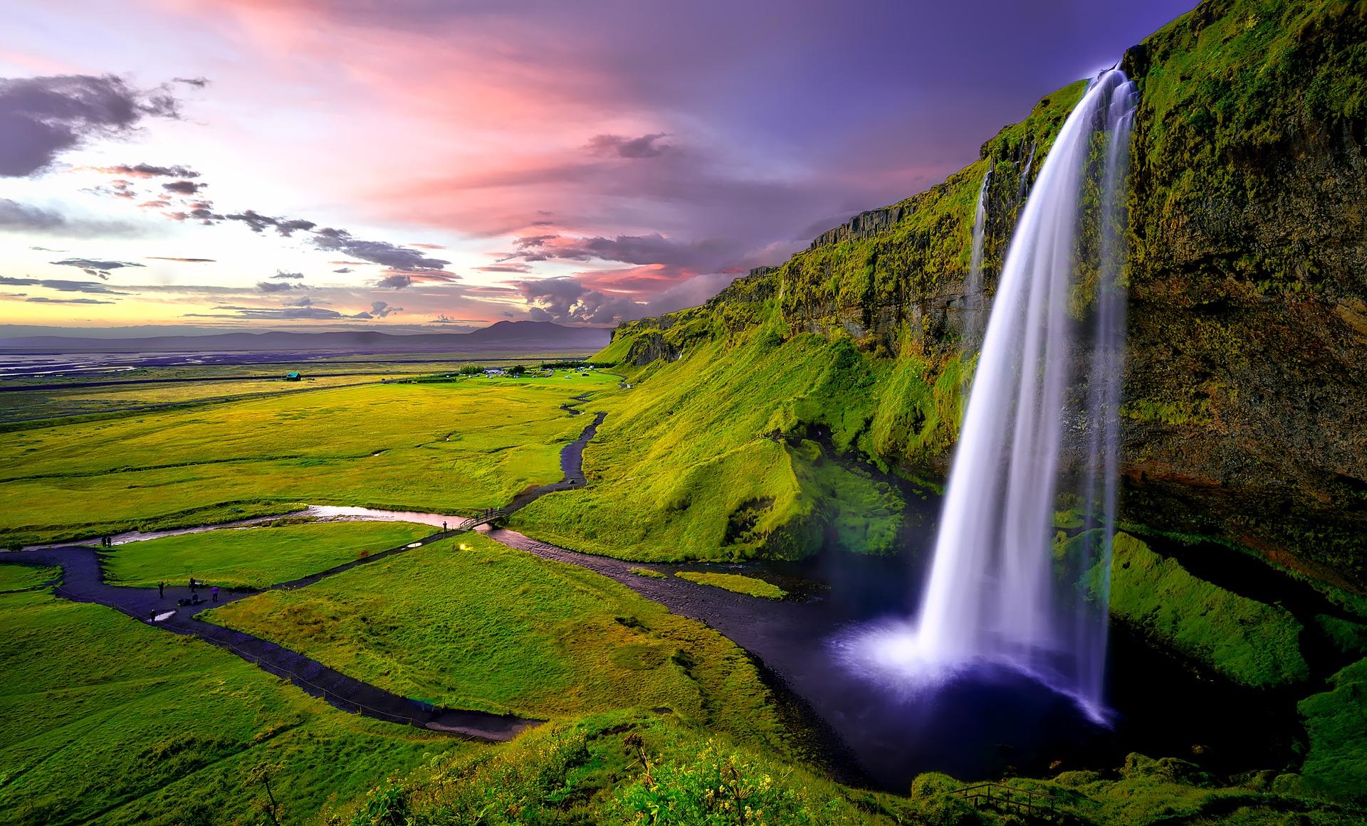 Bücher, die auf Island spielen