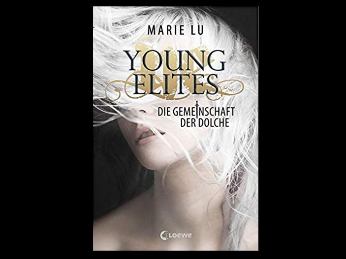 Jugendfantasy Triologie: Young Elites von Marie Lu