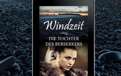 Leseprobe: Der Wikingerroman Windzeit von Runa Valgard